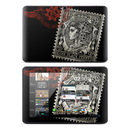 DecalGirl Acer Iconia Tab A510 Skin - Black Penny (Skin Only)