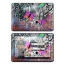 DecalGirl Acer Iconia Tab A510 Skin - Butterfly Wall (Skin Only)