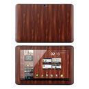 DecalGirl Acer Iconia Tab A510 Skin - Dark Rosewood (Skin Only)