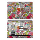 DecalGirl Acer Iconia Tab A510 Skin - Doodles Color (Skin Only)