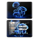 DecalGirl Acer Iconia Tab A510 Skin - Fluorescence Blue (Skin Only)