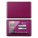 DecalGirl Acer Iconia Tab A510 Skin - Pink Houndstooth (Skin Only)