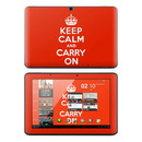 DecalGirl Acer Iconia Tab A510 Skin - Keep Calm (Skin Only)