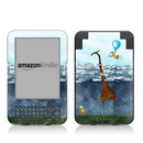 DecalGirl Kindle Keyboard Skin - Above The Clouds (Skin Only)