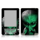 DecalGirl Kindle 2 Skin - Abduction (Skin Only)