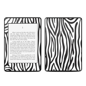 DecalGirl Amazon Kindle Paperwhite Skin - Zebra Stripes