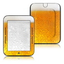 DecalGirl Barnes and Noble Nook Touch Skin - Beer Bubbles (Skin Only)
