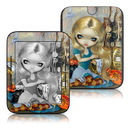 DecalGirl Barnes and Noble Nook Touch Skin - Alice in a Dali Dream (Skin Only)
