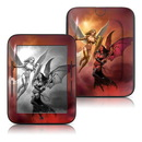 DecalGirl Barnes and Noble Nook Touch Skin - Angel vs Demon (Skin Only)