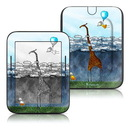 DecalGirl Barnes and Noble Nook Touch Skin - Above The Clouds (Skin Only)