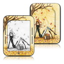 DecalGirl Barnes and Noble Nook Touch Skin - Autumn Leaves (Skin Only)
