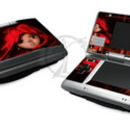 DecalGirl DS Skin - Ghost In The Game (Red) (Skin Only)