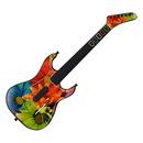 DecalGirl Guitar Hero Kramer Skin - Colours (Skin Only)