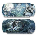 DecalGirl PSP 3000 Skin - Bark At The Moon (Skin Only)