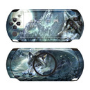 DecalGirl Sony PSP Street Skin - Bark At The Moon (Skin Only)