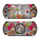 DecalGirl Sony PSP Street Skin - Doodles Color (Skin Only)