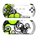DecalGirl Sony PSP Street Skin - Simply Green (Skin Only)
