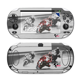 DecalGirl Sony PS Vita Skin - Accelerate