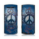 DecalGirl Sony Walkman S-760 Series Skin - Peace Out (Skin Only)