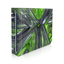 DecalGirl Wii Skin - Emerald Abstract (Skin Only)