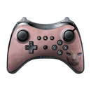 DecalGirl Nintendo Wii U Pro Controller Skin - Hairless Cat (Skin Only)