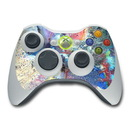 DecalGirl Xbox 360 Controller Skin - Cosmic Flower (Skin Only)