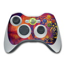DecalGirl Xbox 360 Controller Skin - Thermal Tiger (Skin Only)
