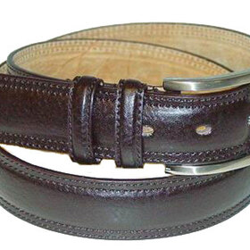 HB 388394 Men's Casual Leather Belt