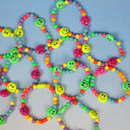 GOGO Smile Face Rubbery Bracelet, Accessories for Kids