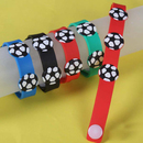 GOGO Soccer Rubber Bracelets, Accessories for Kids