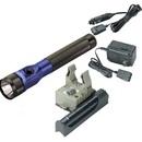 Streamlight SG75617 Blue LED DS Piggyback Stinger AC/DC Kit