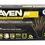 Sas Safety SS66516 Raven Nitrile Small Black Powder-free Gloves