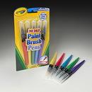 Crayola BIN546201 5 Count Paint Brush Pens