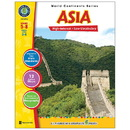 Classroom Complete Press CCP5754 World Continents Series Asia