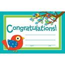 Carson Dellosa CD-101068 Boho Birds Awards