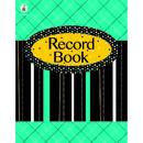 Carson Dellosa CD-104795 Black White & Bold Record Book