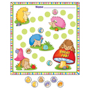Carson Dellosa CD-148025 Happy Hedgehogs Mini Incentive - Charts