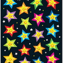 Carson Dellosa CD-168029 Stars Shape Stickers 120Pk