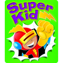 Carson Dellosa CD-168055 Super Kid Stickers