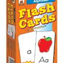 Carson Dellosa CD-3907 Flash Cards Alphabet 6 X 3