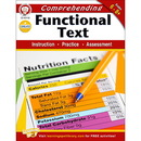 Carson Dellosa CD-404182 Comprehending Functional Text Gr 6-8