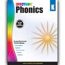 Carson Dellosa CD-704603 Spectrum Phonics Gr K