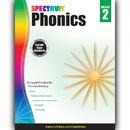 Carson Dellosa CD-704605 Spectrum Phonics Gr 2