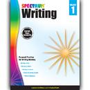Carson Dellosa CD-704624 Spectrum Writing Gr 1