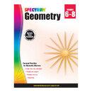 Carson Dellosa CD-704704 Spectrum Geometry Gr 6-8