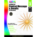 Carson Dellosa CD-704902 Spectrum Reading Central Message - Details In Literature Gr 3