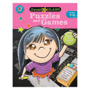 Carson Dellosa CD-704995 Puzzles And Games Gr 1-2