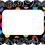 Creative Teaching Press CTP0965 Festive Dots Name Tags