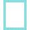 Creative Teaching Press CTP0967 Turquoise Chevron Chart