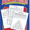 Creative Teaching Press CTP2569 Algebra Puzzles